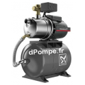 Surpresseur Grundfos JP 4-54 PT 20L de 0,5 à 4,5 m3/h entre 41 et 0,2 m HMT Mono 220 240 V 1,13 kW - dPompe.fr