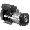 Surpresseur Grundfos CM SP 5-3 H.A.M. 4 m de 0,5 à 4,5 m3/h entre 23,6 et 17,3 m HMT Mono 220 240 V 0,5 kW - dPompe.fr