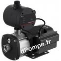 Surpresseur Grundfos CMB-SP 1-54 PM1 H.A.M. 4 m de 0,25 à 1,5 m3/h entre 49,4 et 35,8 m HMT Mono 220 240 V 0,5 kW - dPompe.fr