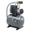 Surpresseur Grundfos CMB 3-37 PT 24 L de 1,5 à 4 m3/h entre 34 et 20 m HMT Mono 220 240 V 0,5 kW - dPompe.fr