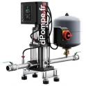 Surpresseur Grundfos HYDRO SOLO-E CRIE 10-3 de 5,3 à 16,8 m3/h entre 56 et 19,5 m HMT Mono 230 V 1,5 kW - dPompe.fr