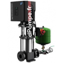 Surpresseur Grundfos HYDRO SOLO-E CRE 1-6 de 0,8 à 2,9 m3/h entre 52 et 25 m HMT Mono 230 V 0,55 kW - dPompe.fr