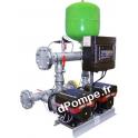 Surpresseur Grundfos HYDRO MULTI-E 2 CME 3-3/P U2 de 1,9 à 10,3 m3/h entre 38 et 19 m HMT Tri 400 V 1,1 kW - dPompe.fr