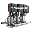 Surpresseur Grundfos HYDRO MULTI-E 3 CR(I)E 1-4/P U2 de 2,4 à 8,7 m3/h entre 35 et 18 m HMT Tri 400 V 0,37 kW