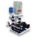 Surpresseur Incendie Grundfos Si 40-160/172 de 24 à 60 m3/h entre 41 et 35 m HMT Tri 400 V 7,5 kW avec Vigilohm - dPompe.fr