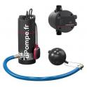 Pompe Immergée Grundfos SB BOOSTER 3-45AW + PM2 de 2,4 à 5,4 m3/h entre 32 et 10 m HMT Mono 220 240 V 0,54 kW - dPompe.fr