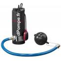 Pompe Immergée Grundfos SB 3-45 AW de 2,4 à 5,4 m3/h entre 32 et 10 m HMT Mono 220 240 V 0,62 kW - dPompe.fr
