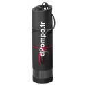 Pompe Immergée Grundfos SBA 3-45 A de 2,4 à 5,4 m3/h entre 32 et 10 m HMT Mono 220 240 V 0,62 kW - dPompe.fr