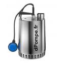 Pompe de Relevage Grundfos UNILIFT AP12.40.04.A1 de 2,5 à 17,8 m3/h entre 10 et 1 m HMT Mono 220 230 V 0,7 kW avec 10 m de Câble
