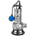 Pompe de Relevage Grundfos UNILIFT AP50B.50.11.A1.V de 4 à 28,4 m3/h entre 12,3 et 3,4 m HMT Mono 220 230 V 1,75 kW avec Flotteu