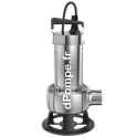 Pompe de Relevage Grundfos UNILIFT AP50B.50.11.1.V de 4 à 28,4 m3/h entre 12,3 et 3,4 m HMT Mono 220 230 V 1,75 kW - dPompe.fr