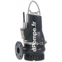 Pompe de Relevage Grundfos DP10.65.26.A.2.50B de 3,6 à 43,2 m3/h entre 24,5 et 11 m HMT Tri 400 415 V 2,6 kW avec Flotteur et Co