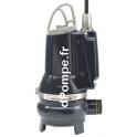 Pompe de Relevage Grundfos EF30.50.09.E.2.1.502 de 3,6 à 36 m3/h entre 13,5 et 2,6 m HMT Mono 230 V 0,9 kW AUTOADAPT - dPompe.fr