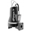 Pompe de Relevage Grundfos SEG.40.09.EX.2.50B de 1,8 à 16,2 m3/h entre 13,3 et 1,7 m HMT Tri 400 415 V 0,9 kW ATEX - dPompe.fr