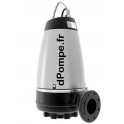 Pompe de Relevage Grundfos SE1.50.65.40 de 7,2 à 75,6 m3/h entre 24,9 et 13,5 m HMT Tri 380 415 V 4 kW ATEX avec Capteur - dPomp