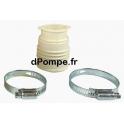 Kit 2ème Entrées Grundfos D50/40/40 - dPompe.fr