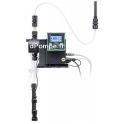 Pompe Doseuse Grundfos DDC-AR PP/V/C 9 l/h 7 bar Tuyau Ø 9/12 mm Mono 240 volts 24 W - dPompe.fr