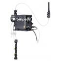 Pompe Doseuse Grundfos DDE-P PP/V/C 15 l/h 4 bar Tuyau Ø 9/12 mm Mono 240 volts 24 W - dPompe.fr