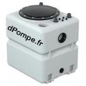 Cuve Seule 270 Litres Grundfos UNOLIFT.270.40.CC/KP pour 1 Pompe Unilift CC/KP - dPompe.fr