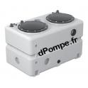 Cuve Seule 540 Litres Grundfos DUOLIFT.540.50.APB pour 2 Pompes Unilift AP50B - dPompe.fr