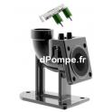 """Système d'Accouplement Automatique Fonte Grundfos DN40 x 1""""1/2 pour Pompe SEG - dPompe.fr"""