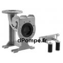 Système d'Accouplement Automatique Inox Grundfos DN65 x DN65 pour Pompe SE1/SEV 65 - dPompe.fr