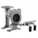 Système d'Accouplement Automatique Inox Grundfos DN80 x DN80 pour Pompe SE1/SEV 80 - dPompe.fr