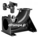 Système d'Accouplement Automatique Fonte Grundfos DN250 x DN250 - dPompe.fr