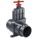 Vanne d'Isolement PVC Grundfos DN 100 Ø 110 mm - dPompe.fr