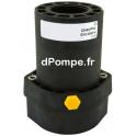 """Clapet Anti-Retour Composite Grundfos 1""""1/4 (33 x 42) L x H 90 mm - dPompe.fr"""