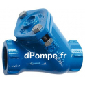 """Clapet Anti-Retour à Boule Fonte Grundfos PN10 Taraudé 1""""1/2 (40 x 49) - dPompe.fr"""