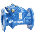 Clapet Anti-Retour à Boule Fonte Grundfos PN10 à Brides DN 250 - dPompe.fr