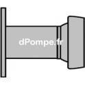 Raccord Femelle ROTOR ROBUR sur Bride DN65 x Ø 100 mm