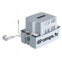 Cuve de Relevage de Condensat Grundfos CONLIFT1 de 0,05 à 0,58 m3/h entre 5,3 et 0,3 m HMT Mono 230 V 0,7 kW - dPompe.fr