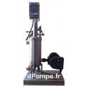 Désemboueur Grundfos AQUACLEAN A65 Nettoyage Manuel Installation au Sol Captation de Boues 10 kg - dPompe.fr