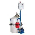 Module d'Expansion 1 Pompe 1 Déverseur Grundfos AQUA-STABLE 50/1-1535 Hauteur Statique 15 à 35 m 0,5 kW - dPompe.fr