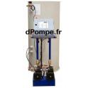 Module d'Expansion 2 Pompes 2 Déverseurs Grundfos AQUA-STABLE D 30/2-515 Hauteur Statique 5 à 15 m 1 kW - dPompe.fr