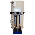 Module d'Expansion 2 Pompes 2 Déverseurs Grundfos AQUA-STABLE D 40/2-525 Hauteur Statique 5 à 25 m 1 kW - dPompe.fr