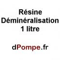 Résine Déminéralisation - le litre - dPompe.fr