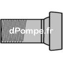 """Raccord Femelle Fileté ROTOR ROBUR Ø 100 mm x 2"""" (50 x 60)"""