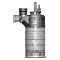 Pompe de Chantier Vortex Calpeda KAPPA K560.2.80 HT de 18 à 72 m3/h entre 30 et 1 m HMT Tri 400 V 5,6 kW - dPompe.fr
