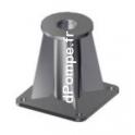 Embase Supérieure 264 mm pour Potence Portable Calpeda PD500 livrée avec bouchon - dPompe.fr