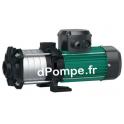 Pompe de Surface Wilo Medana CH1-LC 402-5 de 0,4 à 6,5 m3/h entre 19,5 et 5 m HMT Tri 400 V 0,37 kW - dPompe.fr