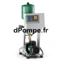 Surpresseur Wilo Isar MODH1-1 602/EC de 0,5 à 9,5 m3/h entre 23 et 9 m HMT Tri 400 V 0,55 kW - dPompe.fr