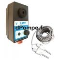 Alarme Sonore Trop Plein ASTP avec 2 Électrodes 10 m Mono 230 V 90 dB - dPompe.fr