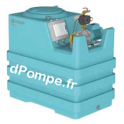 Kit de Récupération des Eaux Blanches Calpeda KSDT600 MXHM406 ID de 3 à 8 m3/h entre 60 et 23 m HMT Mono 230 V 1,5 kW - dPompe.f