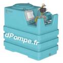 Kit de Récupération des Eaux Blanches Calpeda KSDT600 MXH406 ID de 3 à 8 m3/h entre 60 et 23 m HMT Tri 400 V 1,5 kW - dPompe.fr