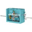 Gestionnaire d'Eau de Pluie Calpeda GEP80 META L FB de 2 à 10 m3/h entre 57 et 20 m HMT Mono 230 V 1,1 kW - dPompe.fr