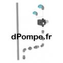 Kit de Refoulement PVC Ø 32 avec IDROMAT pour Pompe Calpeda MPSUM - dPompe.fr