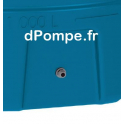 Passage de Paroi Monté en Partie Basse sur Cuve CP 800 - dPompe.fr
